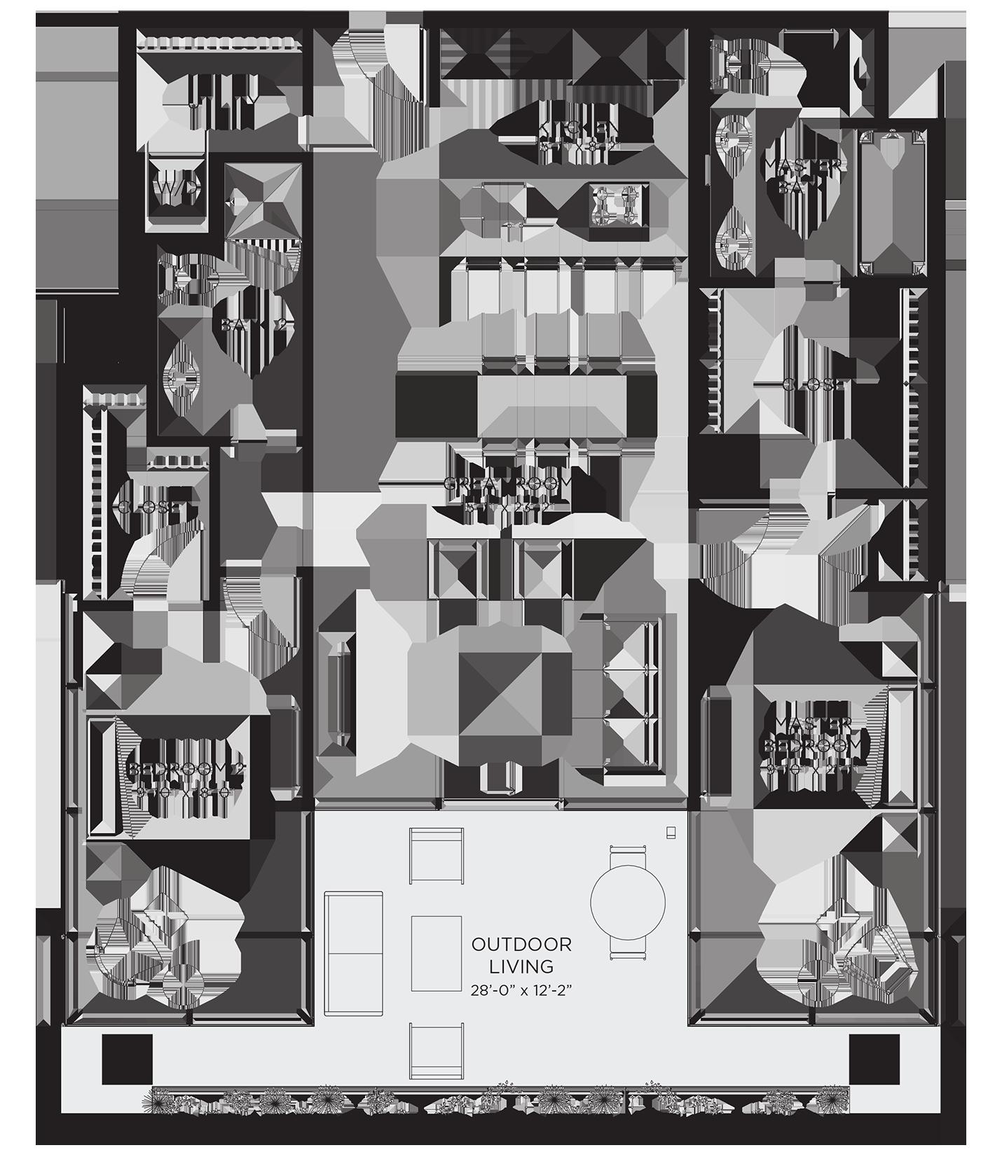 Unit 02Fa Floor Plan
