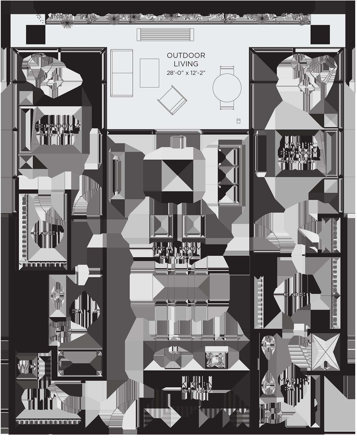 Unit 02Ga Floor Plan