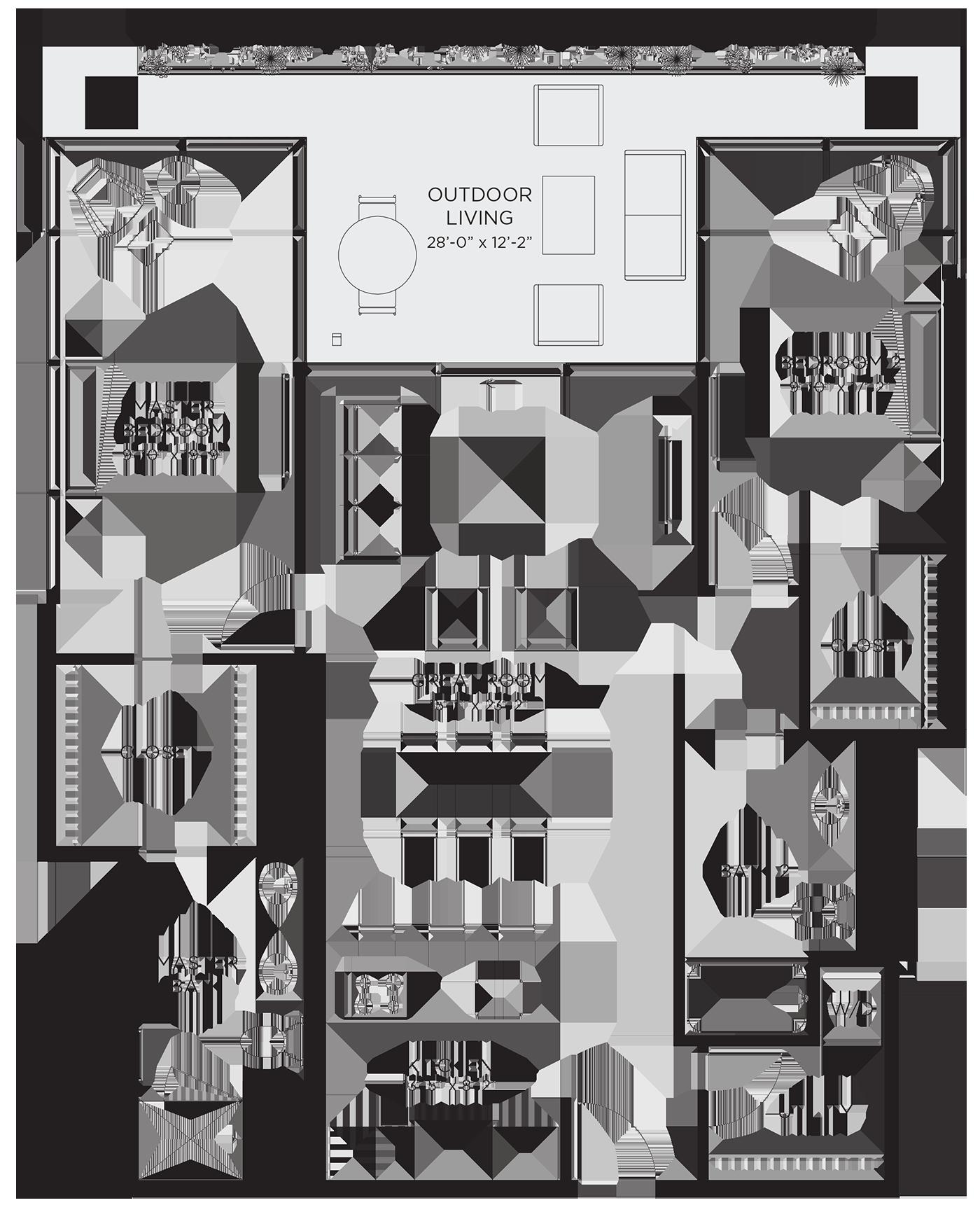 Unit 02Ha Floor Plan