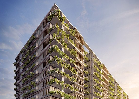 Keen for Green Building